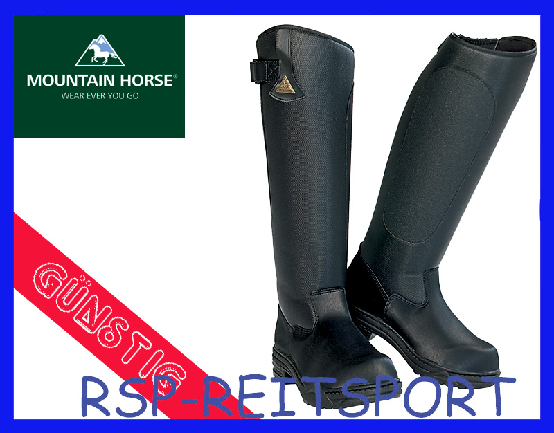 mountain horse rimfrost rider ii thermostiefel. Black Bedroom Furniture Sets. Home Design Ideas